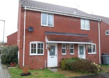 Thumbnail 2 bed semi-detached house to rent in Cavendish Way, Grantham