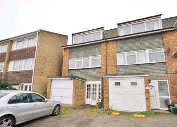 Thumbnail 3 bed terraced house to rent in London Road, Bromley
