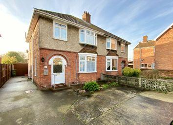 Thumbnail 4 bed semi-detached house for sale in Burnham Road, Highbridge