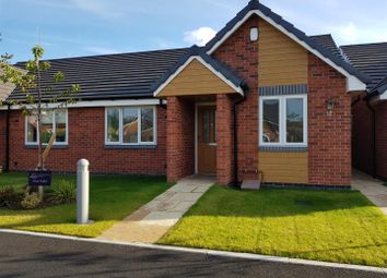 Thumbnail 2 bedroom semi-detached bungalow for sale in Grosvenor Close, Mansfield Woodhouse, Mansfield