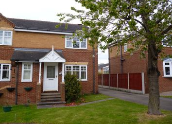Thumbnail 2 bed semi-detached house to rent in Bittern Rise, Morley, Leeds