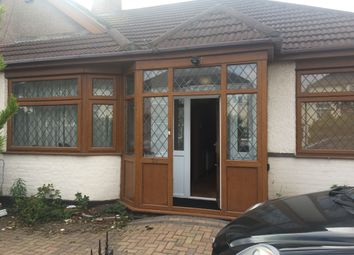 Thumbnail 4 bed terraced house to rent in Lessington Avenue, Romford