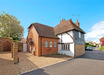 Thumbnail 2 bed semi-detached house for sale in Holyport Street, Holyport, Maidenhead, Berkshire