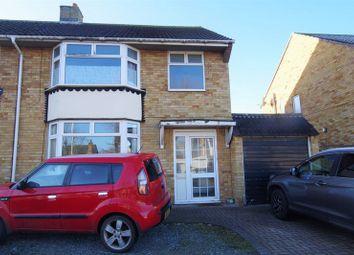 Thumbnail Semi-detached house for sale in Sandringham Road, Swindon