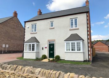 Thumbnail 4 bed detached house to rent in Frecheville Drive, Fritchley, Belper