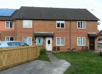 Thumbnail 2 bed terraced house to rent in St. Davids Close, Brackla, Bridgend