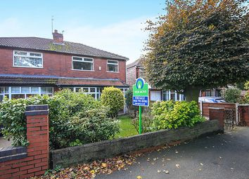 Thumbnail 3 bed semi-detached house for sale in Worsley Road, Swinton, Manchester