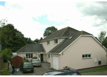 Thumbnail 4 bed detached house to rent in Blackdown View, Sampford Peverell, Tiverton
