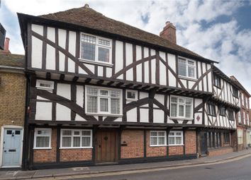 Thumbnail 5 bed detached house for sale in Strand Street, Sandwich, Kent