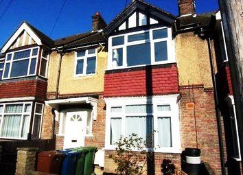 Thumbnail 3 bed terraced house to rent in Lorne Road, Wealdstone, Harrow