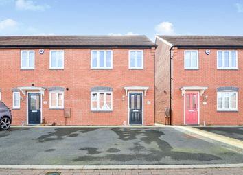 Thumbnail 3 bed end terrace house for sale in Newton Mews, Academy Drive, Rugby