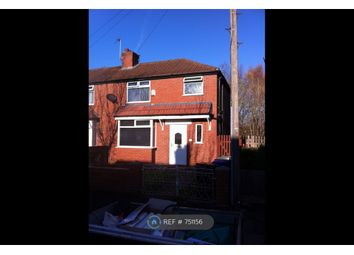 Thumbnail 3 bed semi-detached house to rent in Oakfield Avenue, Droylsden, Manchester