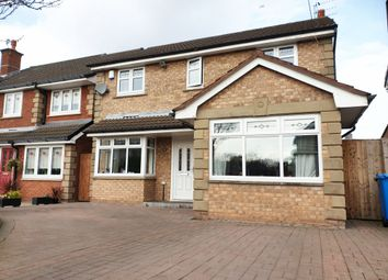 Thumbnail 4 bed detached house for sale in Norseman Close, West Derby