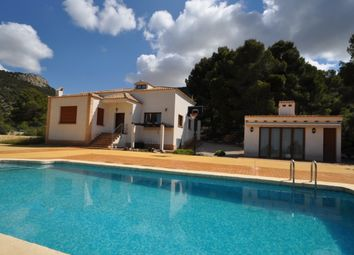 Thumbnail 5 bed villa for sale in 03420 Castalla, Alicante, Spain