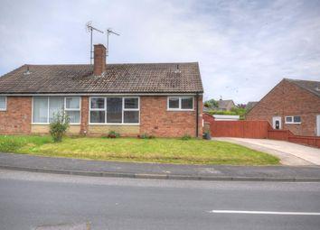 Thumbnail 2 bed semi-detached bungalow for sale in Harewood Avenue, Bridlington