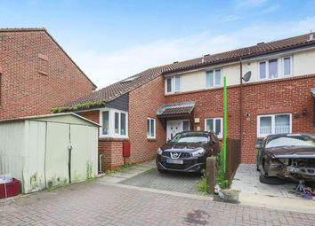 Thumbnail 4 bed semi-detached house for sale in Cherbury Close, London