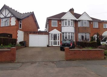 Thumbnail 3 bed semi-detached house for sale in Barrows Lane, Birmingham