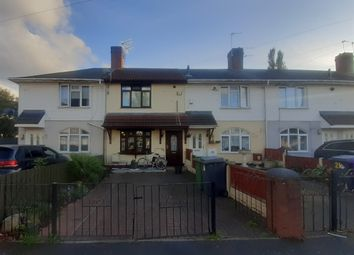 2 bed terraced house for sale in Sharman Road, Wolverhampton WV10