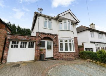 Thumbnail 3 bed detached house for sale in Dartmouth Road, Cannock, Staffordshire