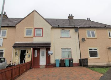 Thumbnail 3 bed terraced house for sale in Wellside Quadrant, Airdrie
