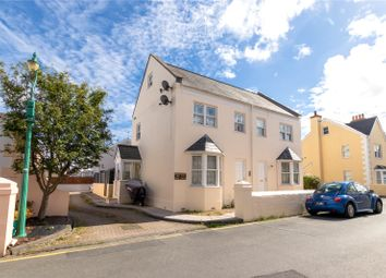 Thumbnail 1 bedroom flat for sale in 4 Willow Court, Brock Road, St Sampson