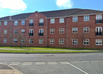 Thumbnail 1 bed flat to rent in Welland Road, Hilton, Derby