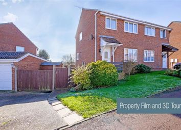 3 bed semi-detached house for sale in Fern Close, Eastbourne BN23