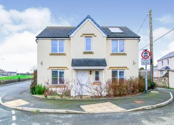 Thumbnail 3 bed detached house for sale in Clos Cae Ffynnon, North Cornelly, Bridgend