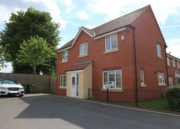 Thumbnail 4 bed terraced house for sale in Market Garden Close, Thurmaston