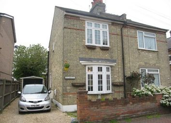 Thumbnail 2 bedroom cottage to rent in Lea Road, Hoddesdon