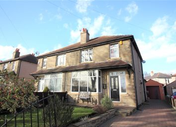 Thumbnail 3 bed semi-detached house for sale in Garden Road, Brighouse