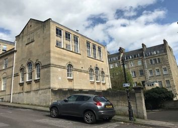 Thumbnail 2 bed flat to rent in Harley Street, Bath