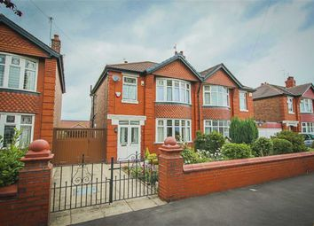Thumbnail 3 bed semi-detached house for sale in Highbury Road, Heaton Chapel, Stockport