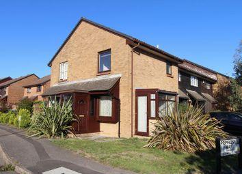 Thumbnail 1 bed terraced house for sale in Celandine Avenue, Locks Heath, Southampton