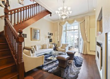 Thumbnail 3 bedroom maisonette for sale in Priory Road, South Hampstead, London