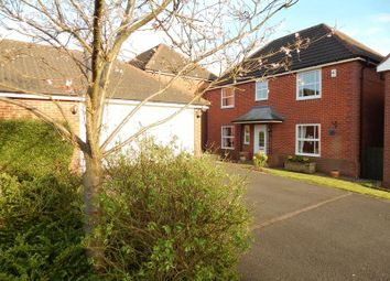 Thumbnail 4 bedroom detached house for sale in Meadowlark Close, Sutton-In-Ashfield