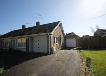Thumbnail 3 bed bungalow to rent in Tinkers Lane, Sawtry, Huntingdon, Cambridgeshire