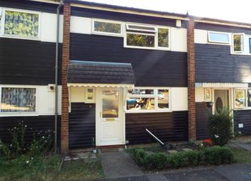Thumbnail 3 bedroom terraced house for sale in Haverhill, Suffolk