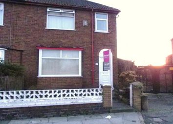 Thumbnail 3 bed end terrace house to rent in Binns Road, Liverpool