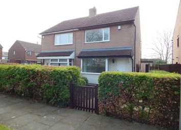 Thumbnail 2 bed semi-detached house for sale in Broad Oak Green, Penwortham, Preston