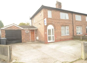 Thumbnail 3 bed semi-detached house for sale in Broadbent Avenue, Latchford, Warrington