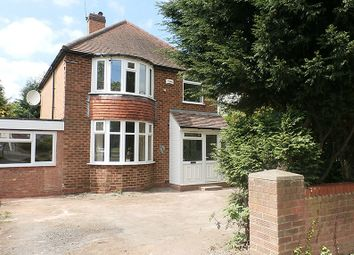 Thumbnail 3 bed detached house for sale in Fox Hollies Road, Acocks Green, Birmingham