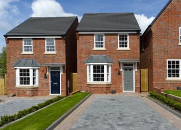 Thumbnail 3 bed detached house for sale in Wade House 4, Nuevo Court, Newbridge Crescent, Wolverhampton
