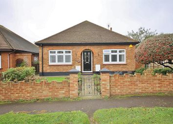 Thumbnail 3 bed detached bungalow for sale in Woolifers Avenue, Corringham, Stanford-Le-Hope