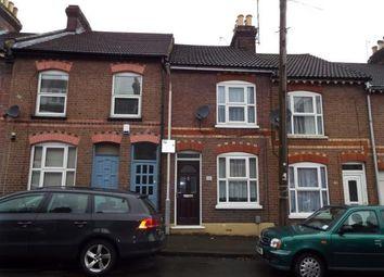 Thumbnail 3 bedroom terraced house for sale in Tavistock Street, Luton, Bedfordshire