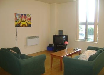 2 bed flat to rent in Morledge Street, Leicester LE1