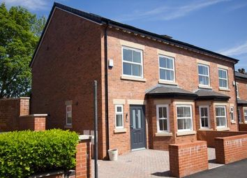 4 bed semi-detached house for sale in Plot 1, Gloucester Road, Urmston M41