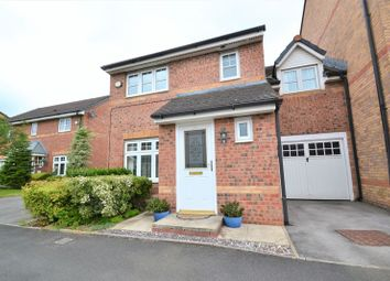 Thumbnail 3 bed semi-detached house for sale in Bolbury Crescent, Swinton, Manchester