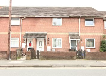 Thumbnail 2 bed terraced house for sale in Somerton Road, Newport