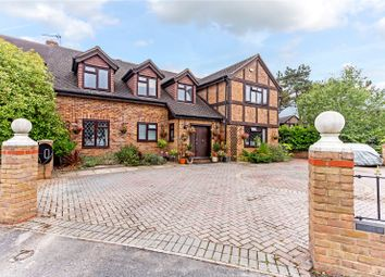 Thumbnail 6 bed detached house for sale in The Chestnuts, Abingdon